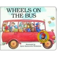 Wheels on the Bus (Board Book)
