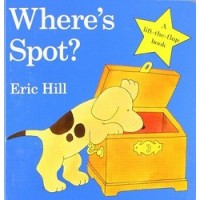 Where's Spot? (*Carton of 24 Board Books)