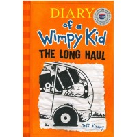 Diary of a Wimpy Kid #9: The Long Haul (First Book Special Edition)