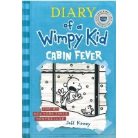Diary of a Wimpy Kid #6: Cabin Fever (First Book Special Edition)