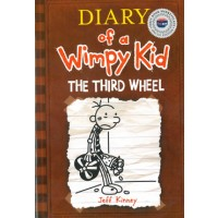 Diary of a Wimpy Kid #7: Third Wheel (First Book Special Edition)