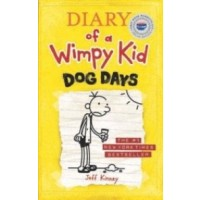 Diary of a Wimpy Kid #4: Dog Days (First Book Special Edition)