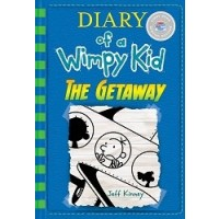 Diary of a Wimpy Kid #12: The Getaway (First Book Special Edition)