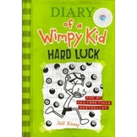 Diary of a Wimpy Kid #8: Hard Luck (First Book Special Edition)