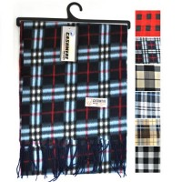 Scarf: Winter, Assorted Colors (*Carton of 24 Scarves)
