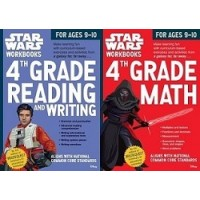 Star Wars™ 4th Grade Workbook Collection (30 Paperbacks)