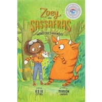 Zoey and Sassafras #2: Monsters and Mold