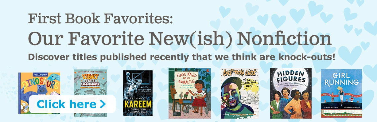 Our Favorite New(ish) Nonfiction