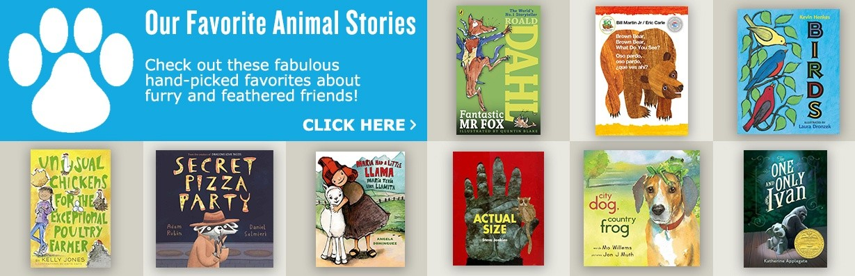 Our Favorite Animals Stories