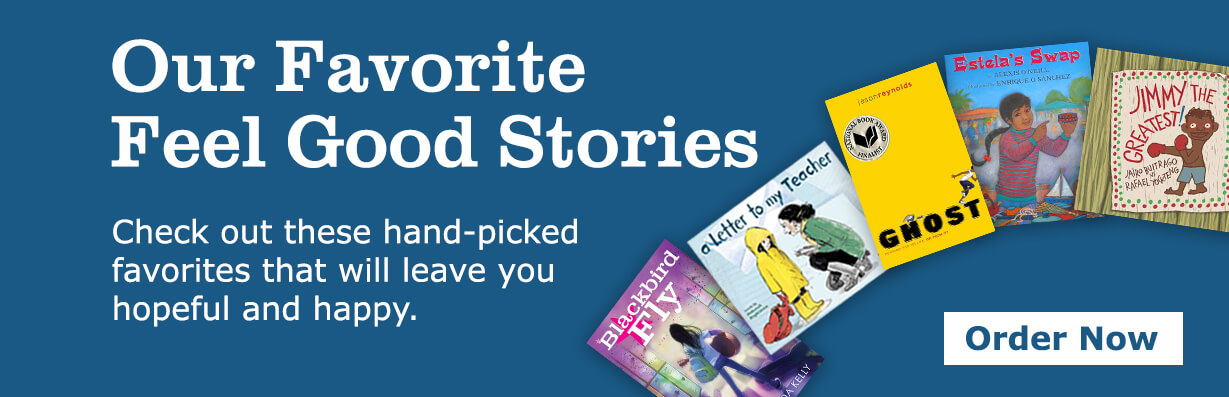Our Favorite Feel-Good Stories