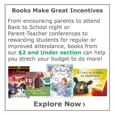 Books Make Great Incentives