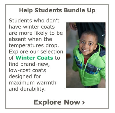 Help Students Bundle Up