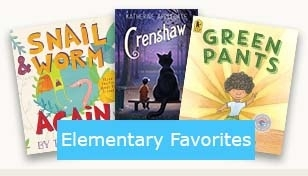 Favorite Elementary Read Alouds